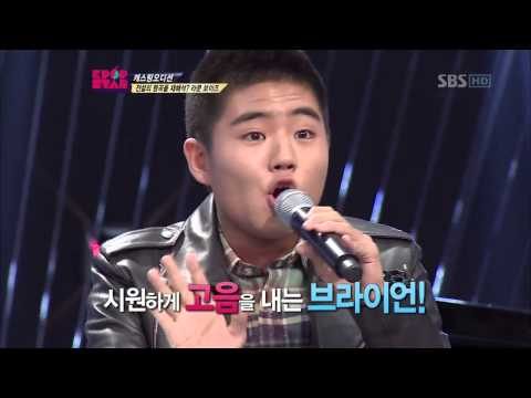 ,   (McKay Kim)   (Brian Shin) [Thriller] @KPOPSTAR Season 2
