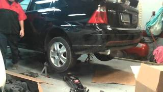 2005 Ford Focus ST Trubendz exhaust first start