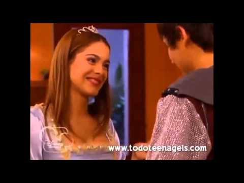 Violetta y Leon - When youre gone