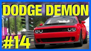 Forza Horizon 4 Let's Play : Dodge Demon!! (Part 14) [How To Unlock The Demon in FH4]