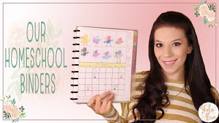 Homeschool Organization Binder || Shirlee Alicia