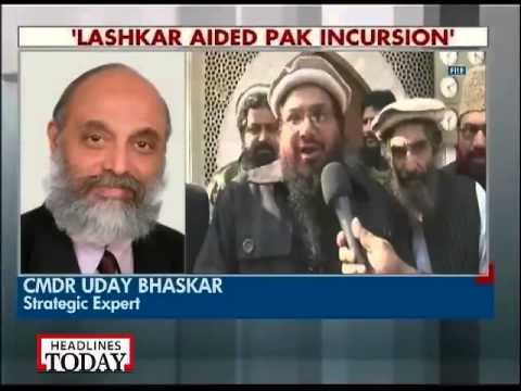 Hafiz Saeed-led Lashkar-e-Taiba provoked killing of Indian jawans, say Intelligence reports
