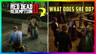 What Happens If You Kidnap The Feminist & Then Meet Her Again At The Party In Red Dead Redemption 2?