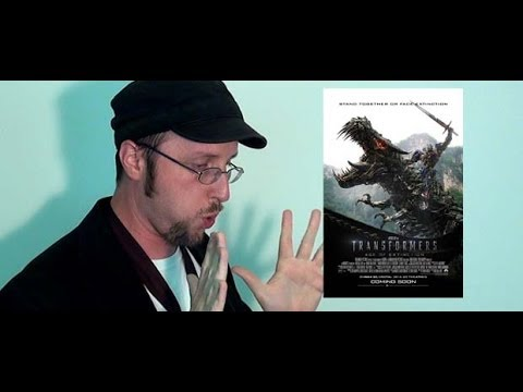 Nostalgia Critic Talks - Transformers 4