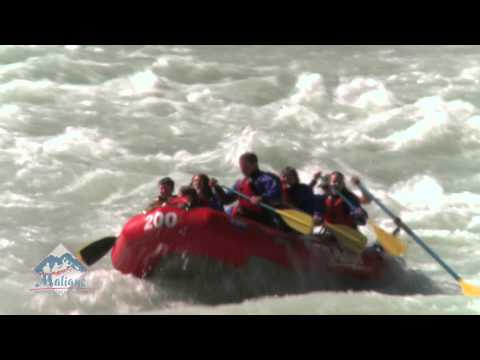 Canyon Run - Class 2+ - Jasper National Park - Athabasca River