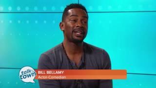 Comedian & Actor Bill Bellamy