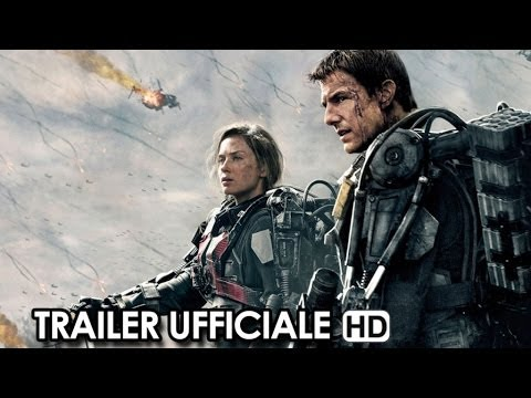 Edge of Tomorrow - Senza domani Trailer Ufficiale Italiano (2014) - Tom Cruise Movie HD