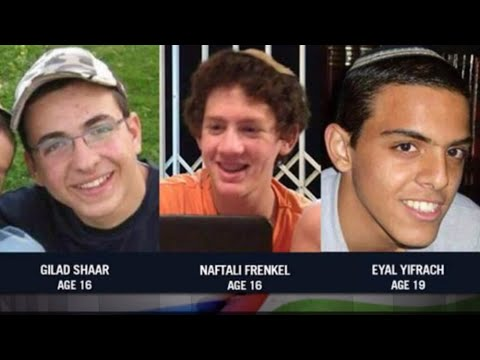 Hamas Kidnapped & Killed Israeli Teens, Proving Devastating Stupidity
