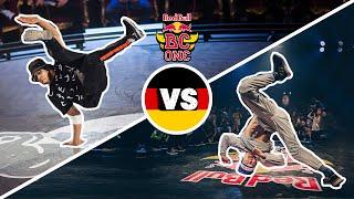 Red Bull BC One 2005 Lilou vs. Hong 10