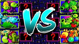 Mod Tournament Teams Plants vs Zombies 2 Plants Max Levels Pvz 2 Plantas contra Zombies 2