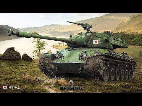 World of Tanks (Xbox One) Goldene Liga 23 : STA 2 einer der besten 8er Premiums
