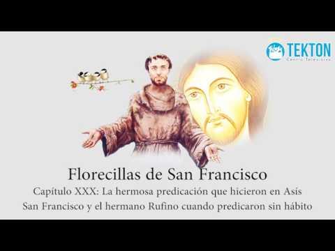 Florecillas De San Francisco De Asís Cap. 30: Predicación De San Francisco Y El H. Rufino Sin Hábito