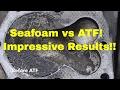Seafoam--can't believe what it did to my engine episode 6--Seafoam vs ATF!! mp3 indir