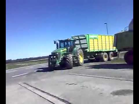 John Deere 7820 Power-Sound!