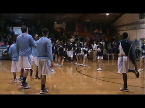Senior Night: South Lenoir High School Basketball