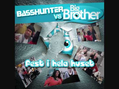 BASSHUNTER v/s BIG BROTHER 2011 SWEDEN
