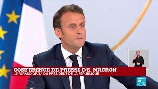 Qu'est-ce qu'Emmanuel Macron a retenu du Grand Débat et du mouvement des Gilets jaunes ?