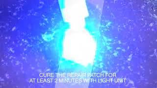 How to repair chip in Granite, Marble  Clear DIY Kit Demo
