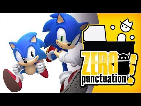 SONIC GENERATIONS (Zero Punctuation)