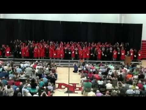 North Polk High School Class of 2014 Graduation Video Preview