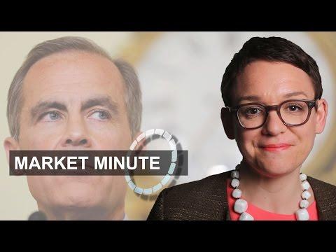 Mark Carney calms stocks | Market Minute
