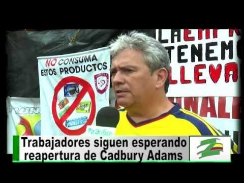 Despedidos por cierre de Cadbury Adams: seis meses de drama ante la negligencia oficial