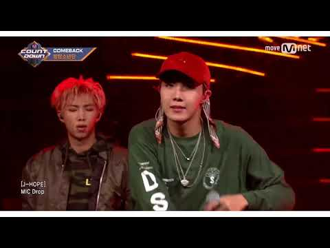 [BTS (방탄소년단) - MIC Drop Comeback Week Stage Mix]