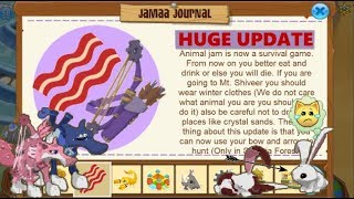 If Animal Jam Was Survival