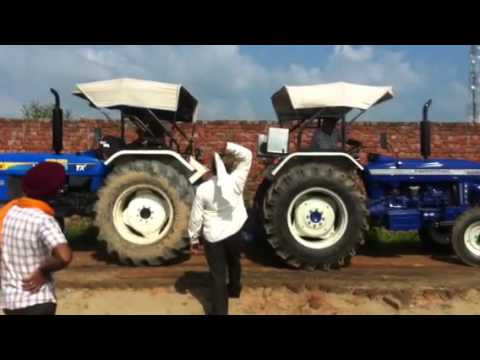 Tractor Stunt Sonu Bughipura video