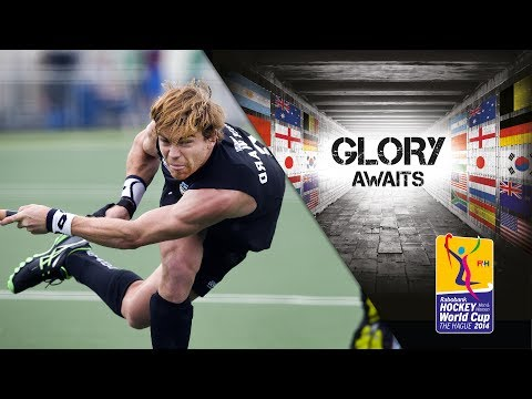 South Africa vs New Zealand - Men's Rabobank Hockey World Cup 2014 Hague Pool B [03/6/2014]