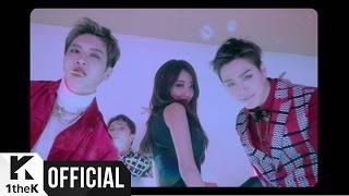 「伝説(THE LEGEND)」-「Crush on you」MV