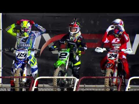 MXGP of Qatar Best Moments 2015 - Motocross