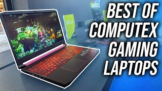 The Best Gaming Laptops of Computex 2019