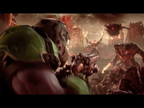 E3 2018 BEST Game Trailers (Bethesda)
