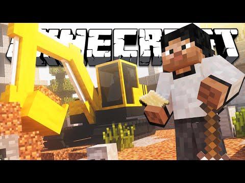 ДЕРЗКОЕ СТРОИТЕЛЬСТВО - Minecraft (Мини-Мод)