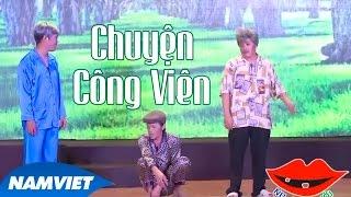 Video clip Live Show Cười Cùng Long Đẹp Trai - Hoài Linh 2015 - Tiểu Phẩm Hài Chuyện Công Viên