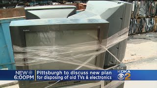 New Bill Would Allow City Residents To Recycle Electronic & Hazardous Waste