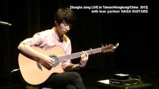 (Sungha Jung) Nostalgia - Sungha Jung (live)