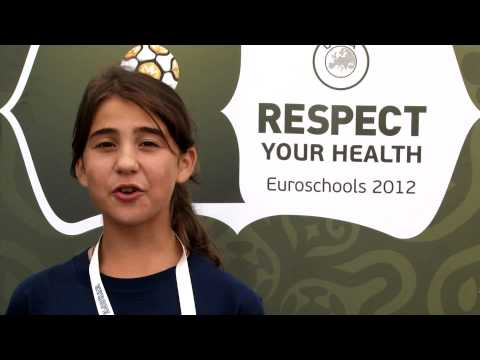 Respect Your Health Eurocamp 2012