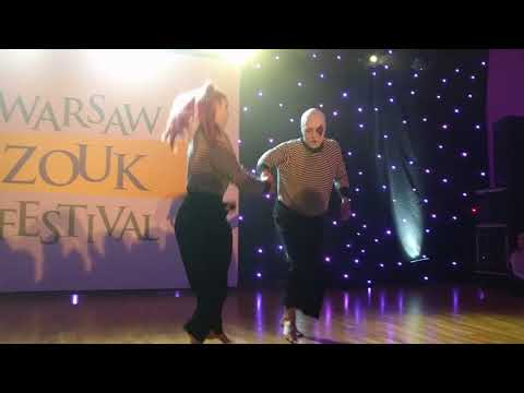 WZF2018: Claudia & Eric in Sunday's Performance ~ video by Zouk Soul