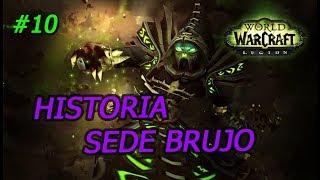 World of Warcraft Legión. Brujo: Campeones del ocaso de la Legión, Kanrethad Crinébano #10