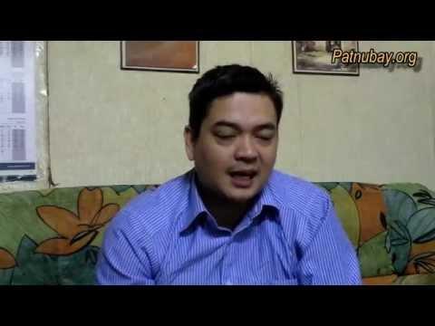 OFW Speaks - Fernando Mendoza - Dammam