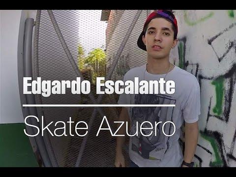 Edgardo Escalante - Skate Azuero