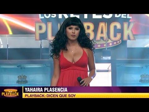 Yahaira Plasencia Derrochó Sensualidad Como La India