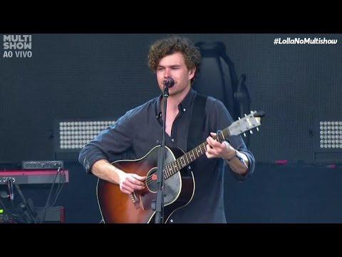 Vance Joy - Riptide Live Lollapalooza Brasil 2017