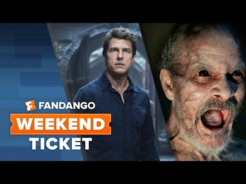 Now In Theaters: It Comes At Night, The Mummy, My Cousin Rachel   Weekend Ticket