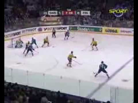 Finland - Sverige 5-6 VM 2003 Video