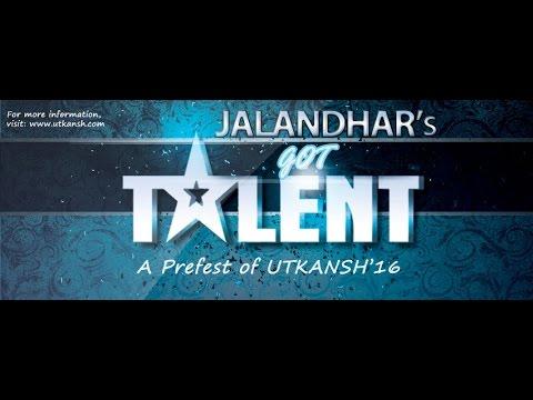 Jalandhar got talent Harmanpreet kaur NITJ