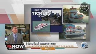 International passenger ferry