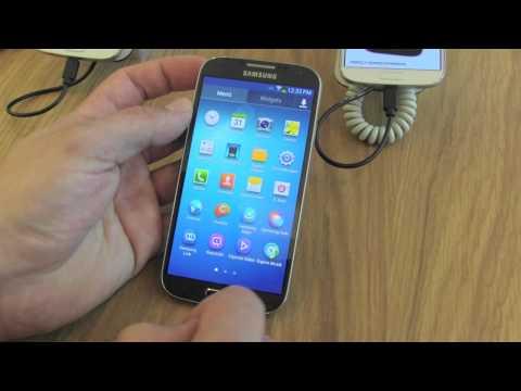 Samsung Galaxy S4: Funktionen im Hands-On - Air View. Smart Scroll. Group Play und viele mehr